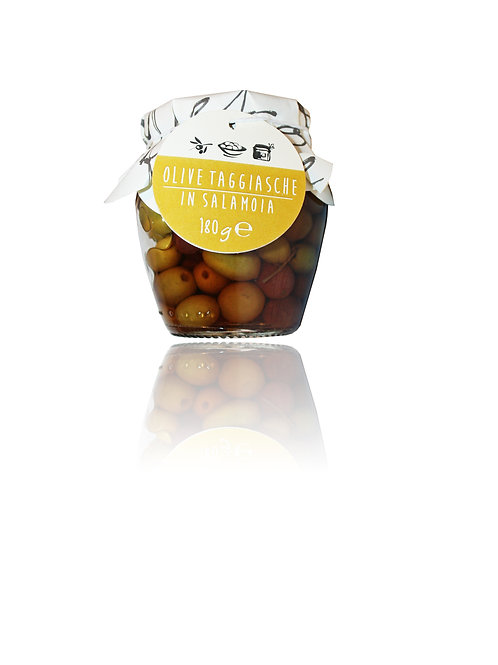 Olive Taggiasche - Taggiasca Olives
