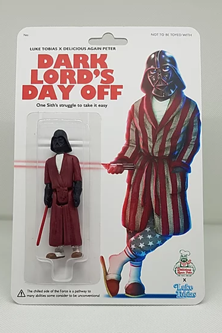 Dark lord's day off