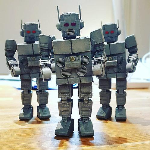 Large Intergalactic robot