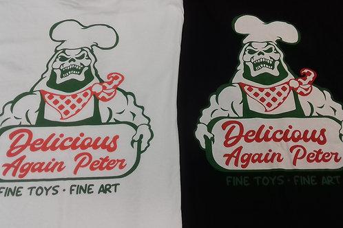 Sceen printed logo T shirt