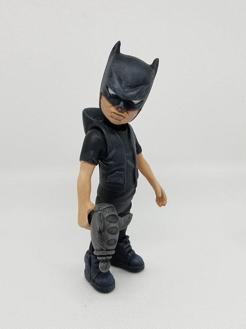 Convention nerd 2.0 ( Goth Batman)