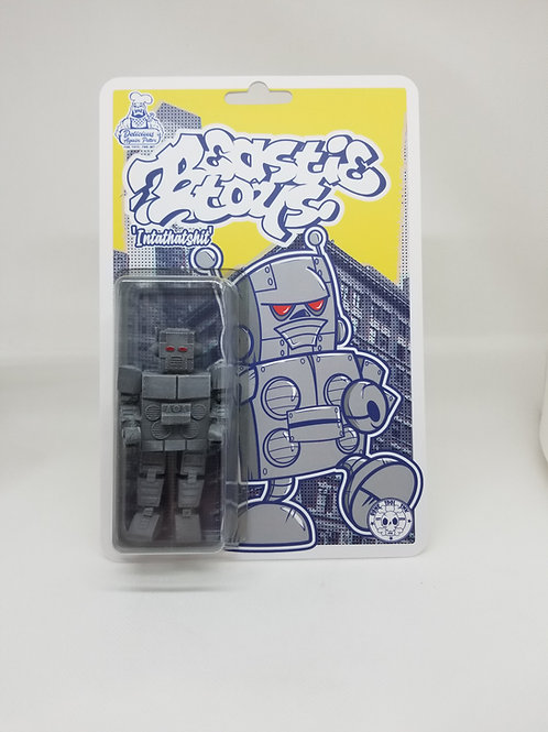 Carded 4 inch Intergalactic Robot