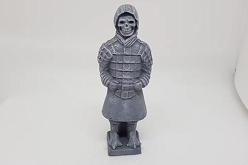 Terracotta skeletor grey