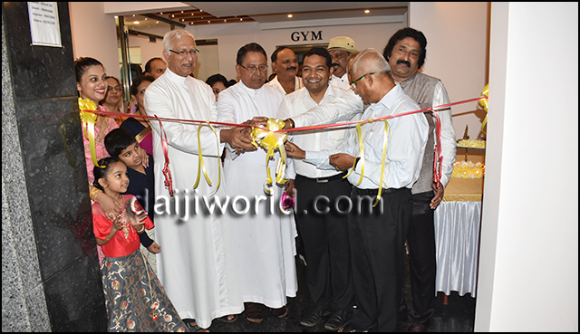 PALACE GARDENS BLOCK A INAUGURATED