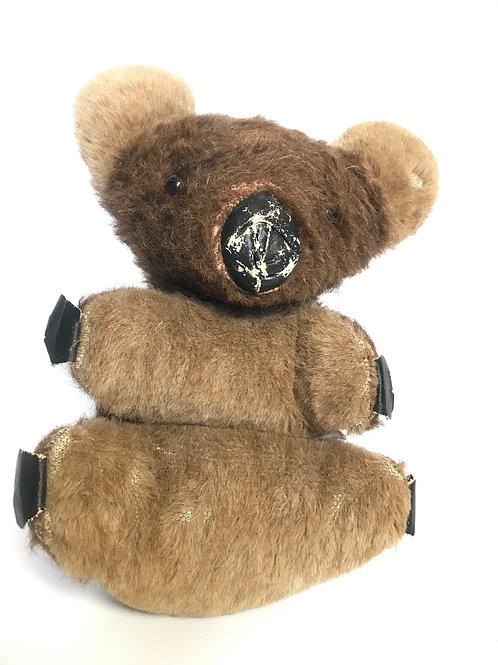 Rare CHAD VALLEY 40s 50s koala bear. Antique stuffed soft toye 12 inch