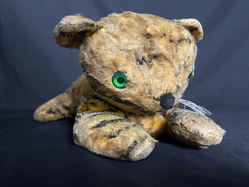 1950s vintage tiger toy by Gund Creations