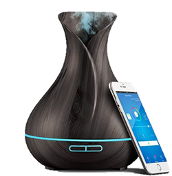 Aromatherapy with ipone app remote