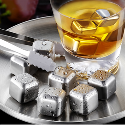 SS ice cubes for drinks