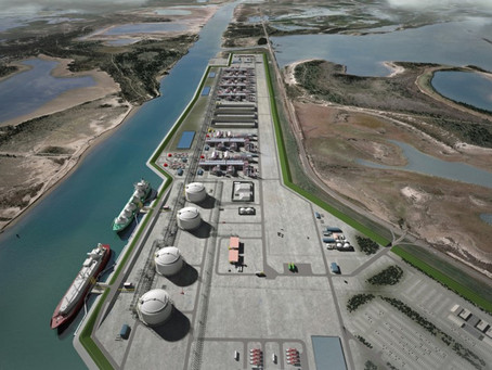 Developing nations are the answer to excess LNG supply