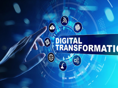 Digital Transformation ... where does one start?