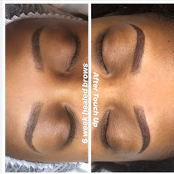 The Road to Perfect OMBRÉ Brows!_First s