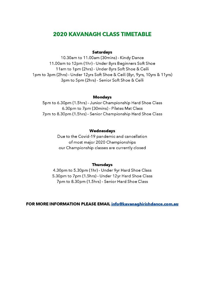 2020 Kavanagh Class Timetable.jpg
