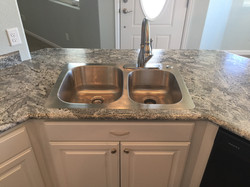 Sink and Island