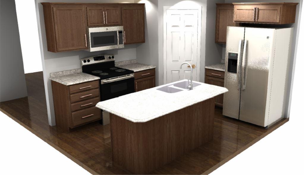 The Sheridan Kitchen Conceptual