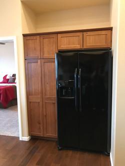 Refrigerator and Pantry