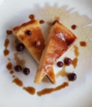 Sprawl Kitchen Cheesecake