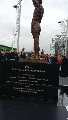 Billy McNeill Memorial Celtic Park