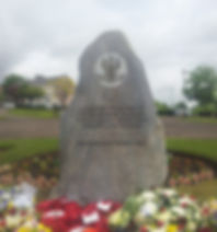 Lanarkshire Yeomanry Memorial Carluke