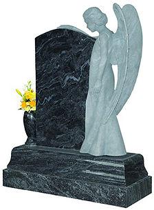 Angel headstones sotland, glasgow, lanarkshire