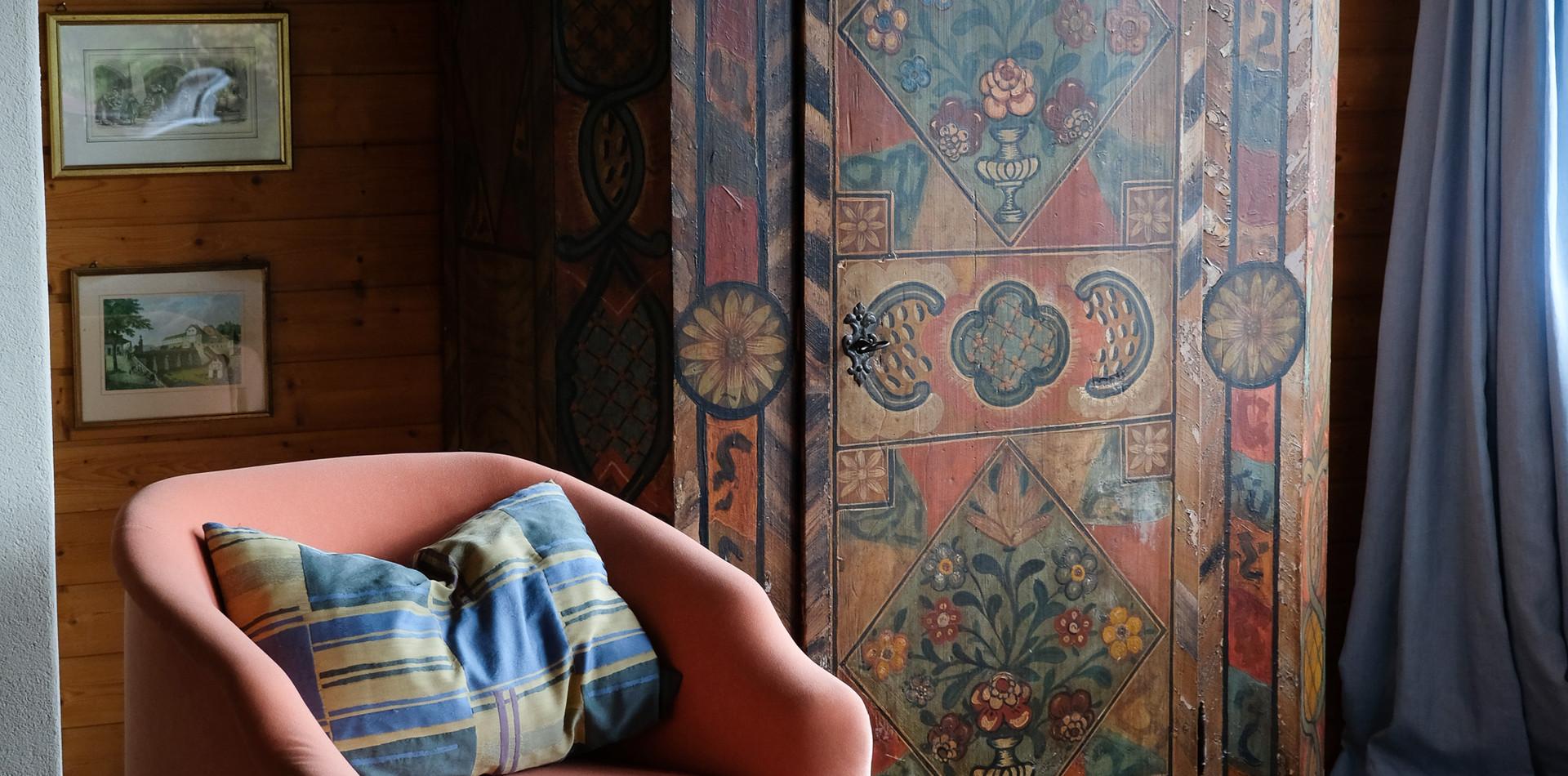 Wohnzimmer (Detail)