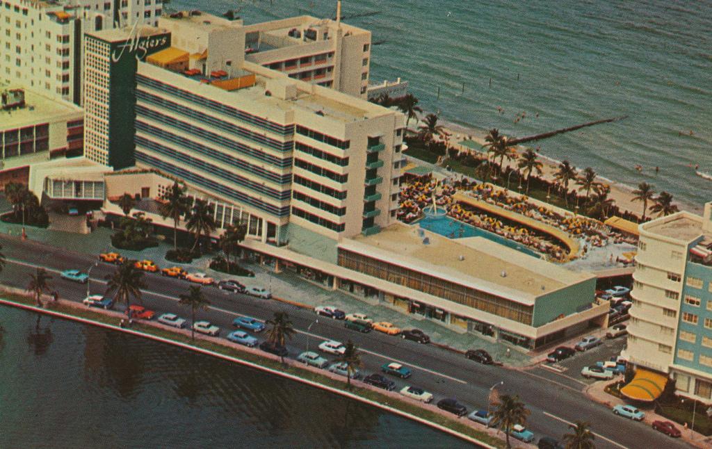 The Algiers Hotel