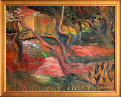 Absolut Jawlensky Country Side Life