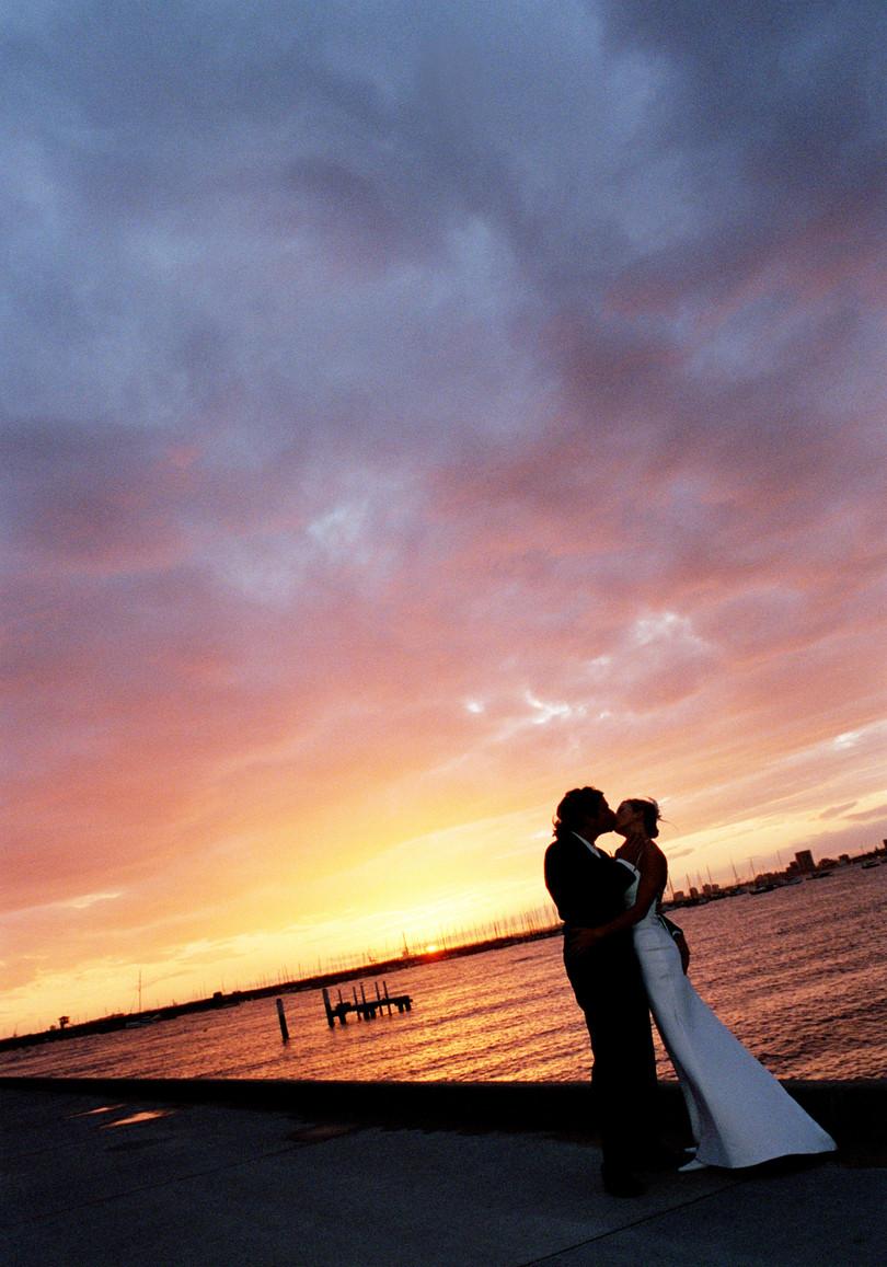 Wedding photo by Leesa Maree Photography