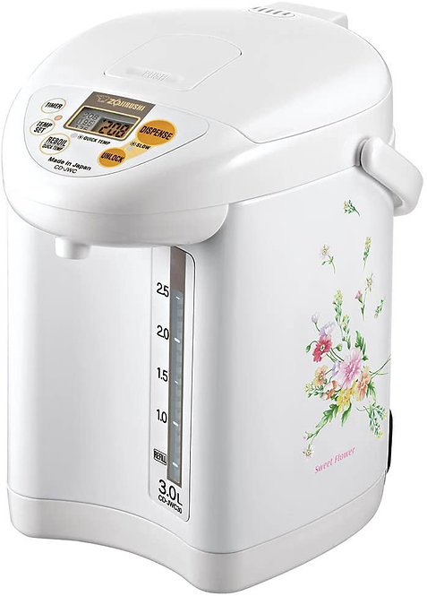Zojirushi/象印 日产  微电脑保温热水瓶 CD-JWC30FZ/JWC40FZ