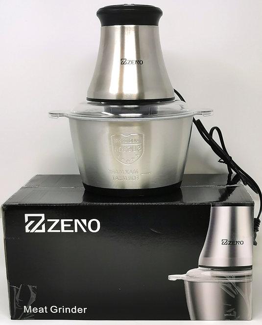 2.0L 304 ZENO 不锈钢智能电动绞肉机