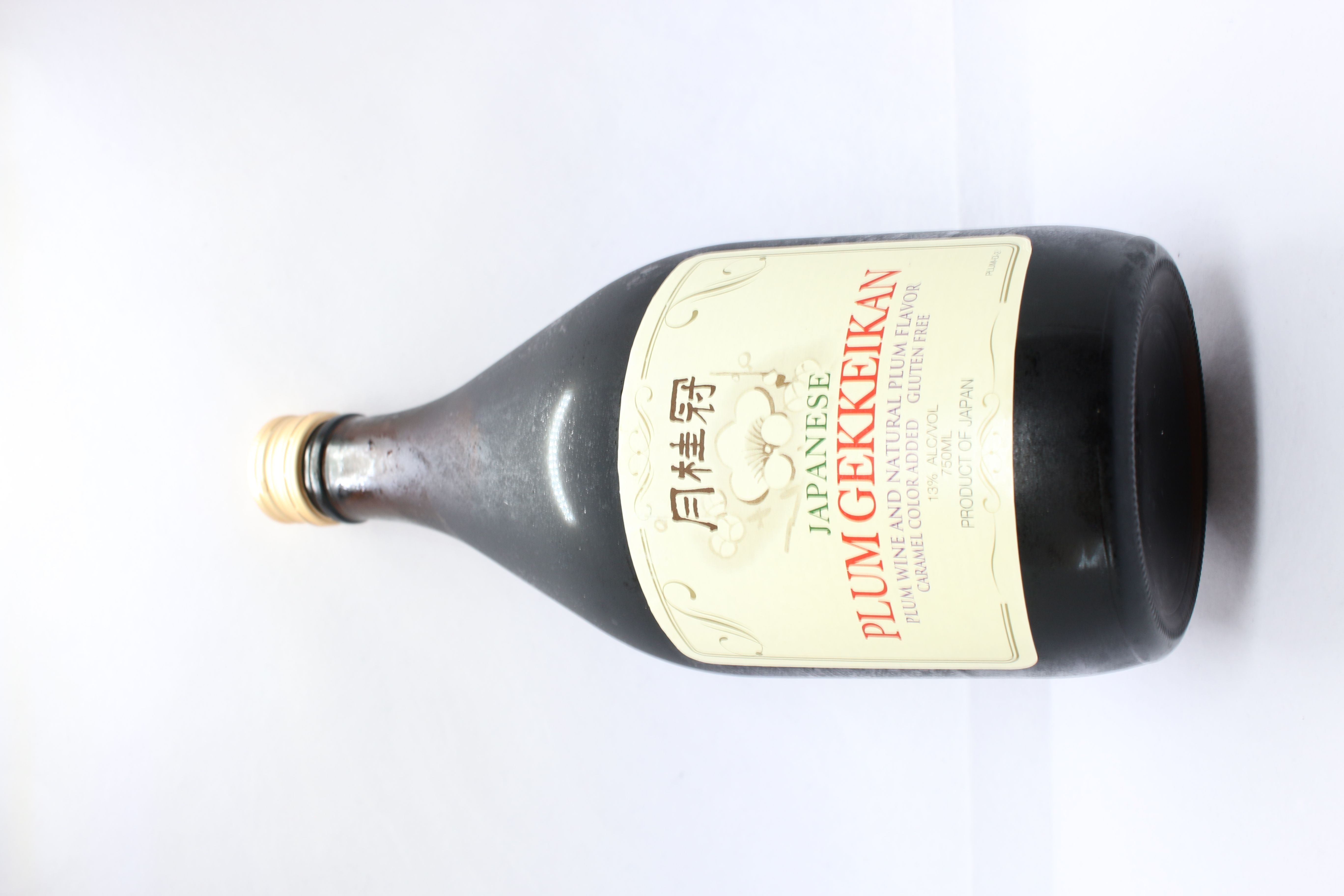 Plum Wine Gekkeikan