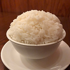 STEAMED RICE (PER ORDER)