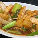 404.PAD PREW WAN (SWEET AND SOUR PLATE)