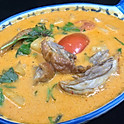 306. KANG PED YANG (ROASTED DUCK CURRY)