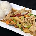 11. PAD HIM MA PAN (CASHEW NUTS PLATE)