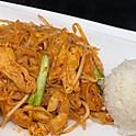 17. PAD THAI (THAI RICE NOODLES)