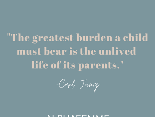The Greatest Burden we could bear.