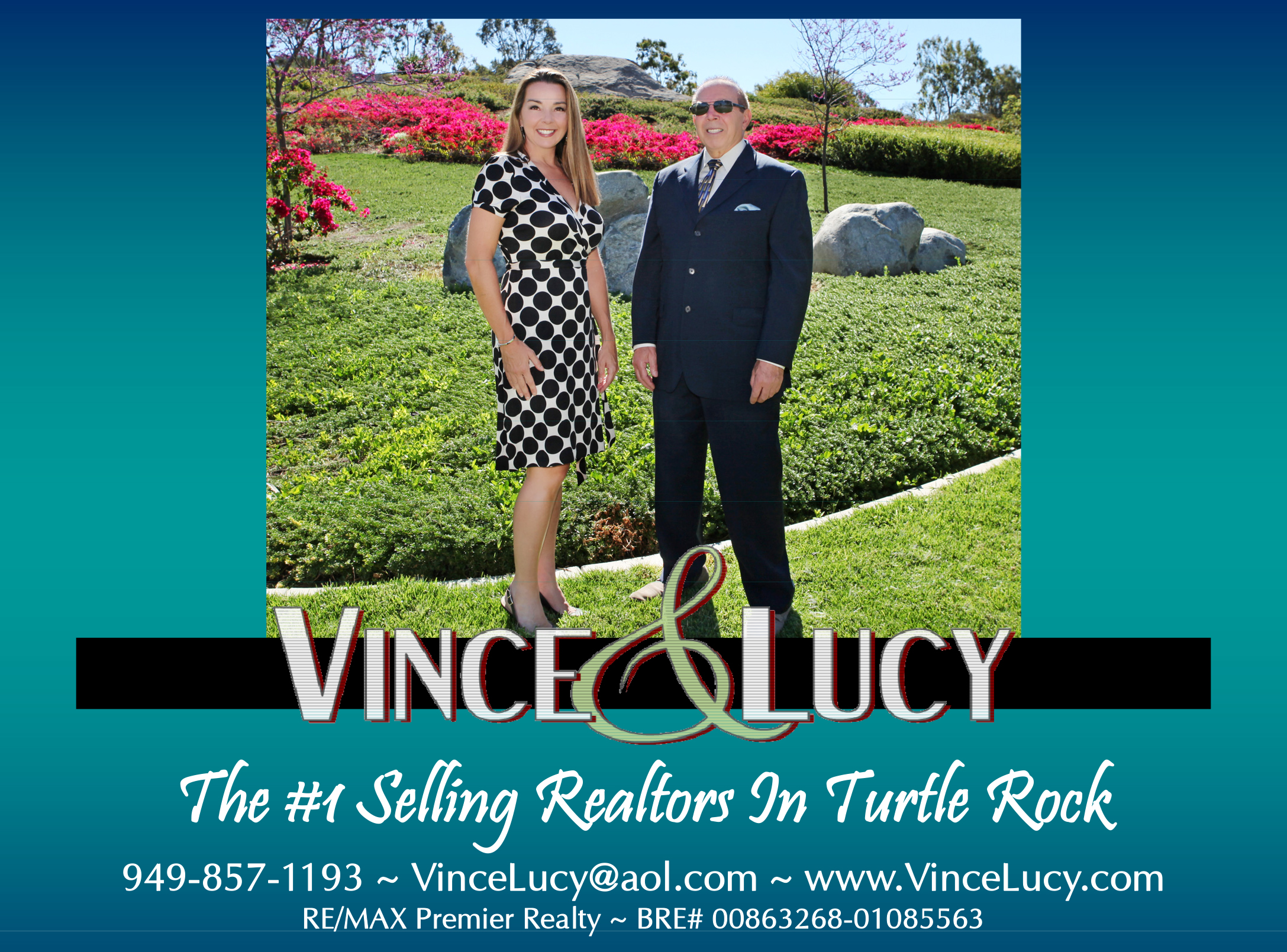67 l Vince & Lucy l Full Page