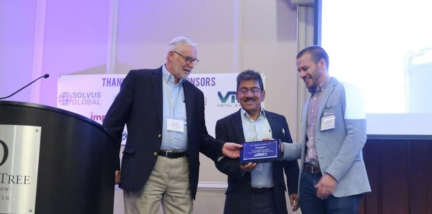CSAT Platinum Sponsorship Award