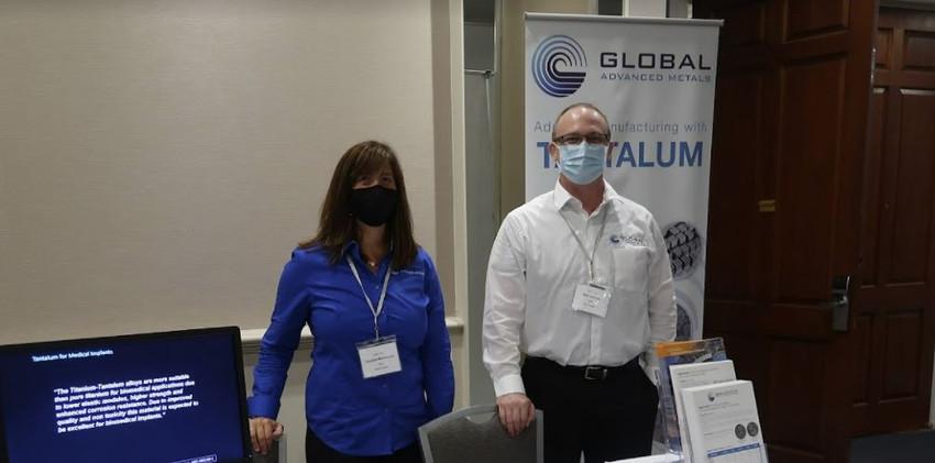 Global Advanced Metals Sponsor Concourse
