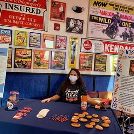 Portillo's For Good Fundraiser for T.E.A.M. 4 Travis