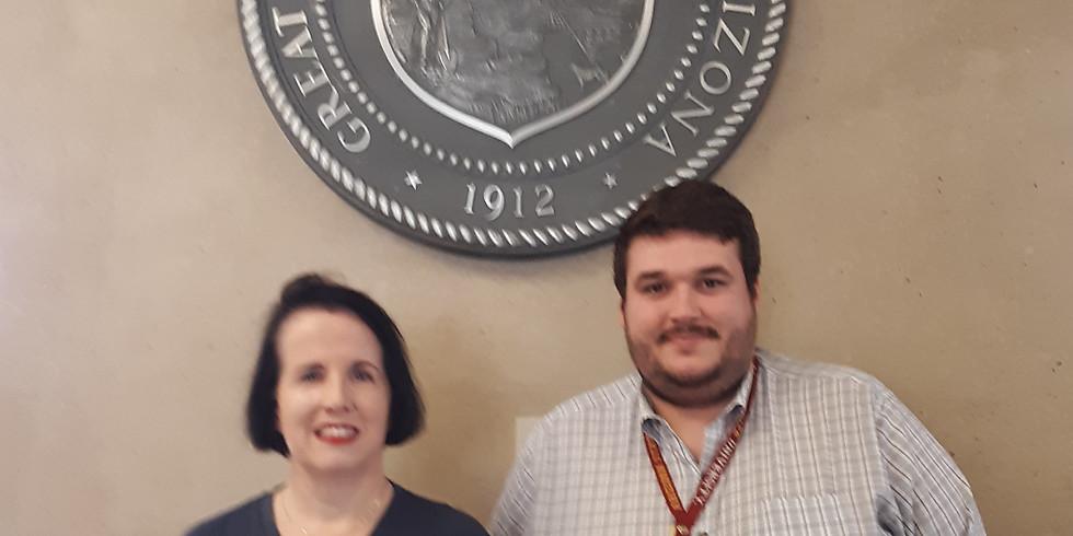 Gov Ducey Signs Asplenia Awareness Day Proclamation