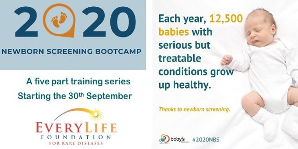 Newborn Screening Bootcamp