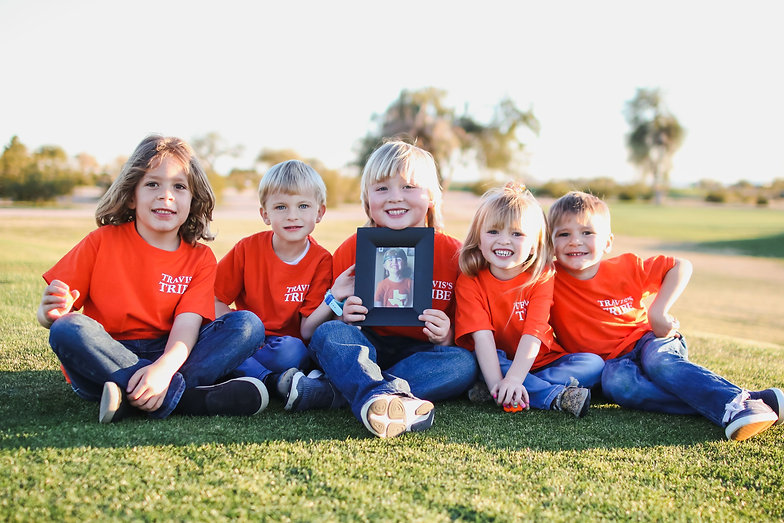 T.E.A.M. 4 Travis fights to end childhood deaath from Isolated Congenital Asplenia