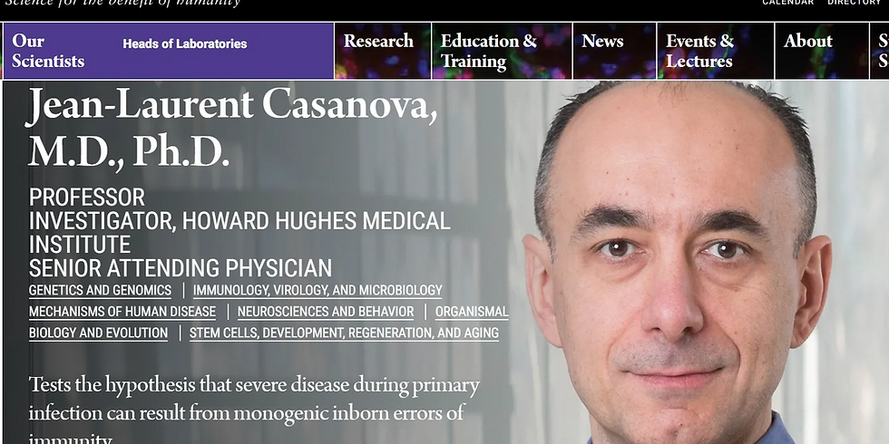 Casanova Lab Visit