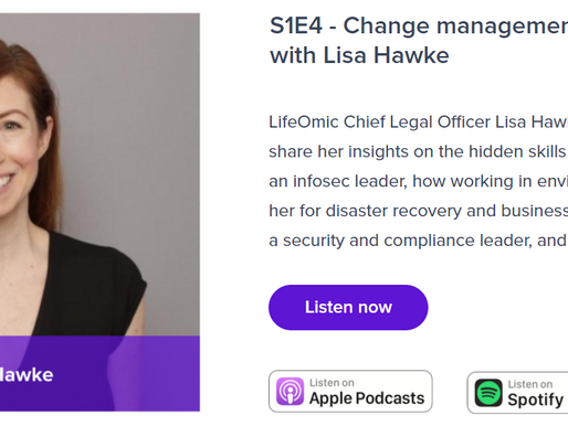 Featured on the CISO Insider Podcast