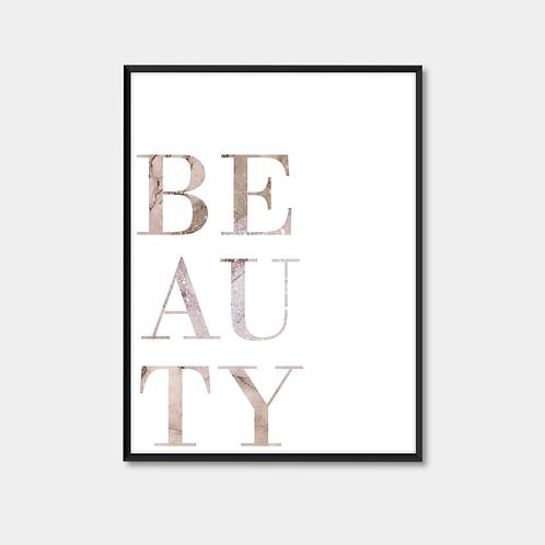 Beauty Letters