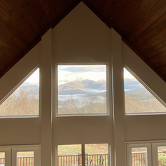 View from master bed