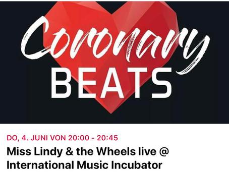 Coronary BEATS - LIVE @ the Incubator
