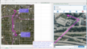 Excel satllite view, street view, maps in Excel