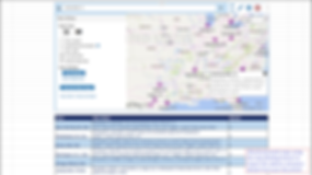 excel address data, maps from excel data, plot maps in excel